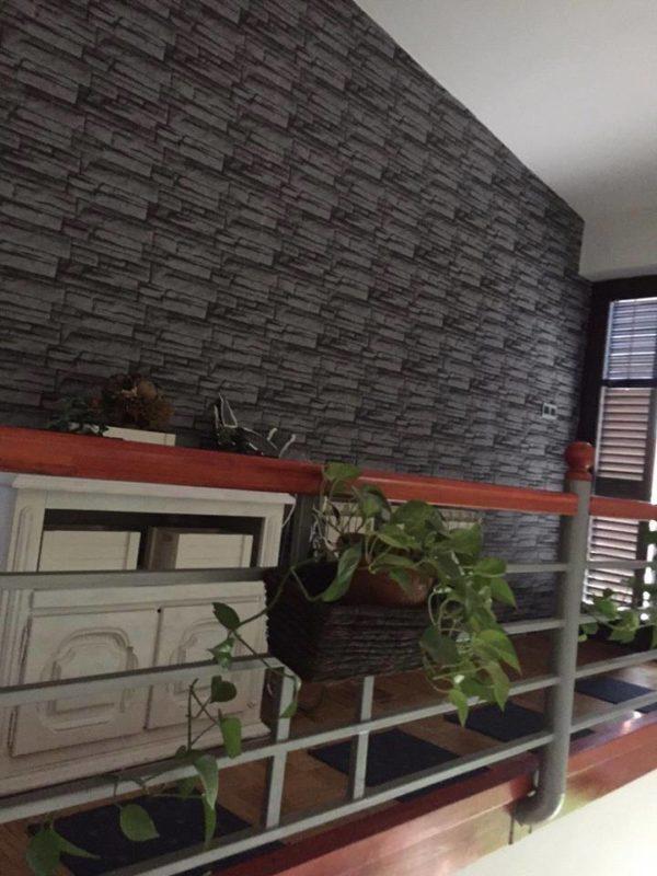 ταπετσαρια τοιχου πετρα  4559-6ddd