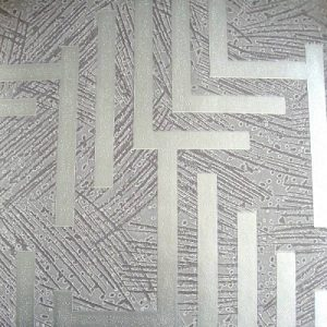 ταπετσαρια τοιχου 3D γεωμετρικο σχεδιο 55505