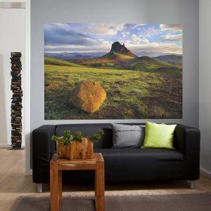 φωτοταπετσαρια τοιχου βουνο 1-600