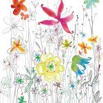 φωτοταπετσαρια τοιχου λουλουδια 2-022