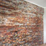 φωτοταπετσαρια τοιχου τουβλακι 4-025