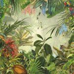 φωτοταπετσαρια τοιχου δασος 4-031
