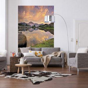 φωτοταπετσαρια τοιχου Αλπεις 4-734