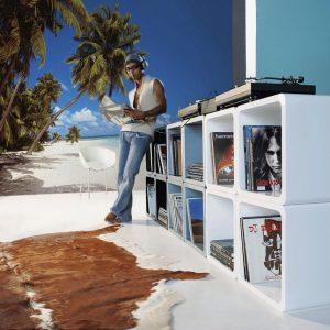 φωτοταπετσαρια τοιχου Μαλδιβες 8-240