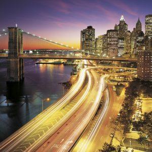 φωτοταπετσαρια τοιχου Νεα Υορκη 8-516