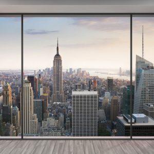 φωτοταπετσαρια τοιχου Νεα Υορκη 8-916