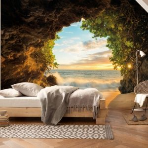 φωτοταπετσαρια τοιχου θαλασσα 8-984