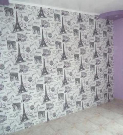 ταπετσαρια τοιχου paris 80670d