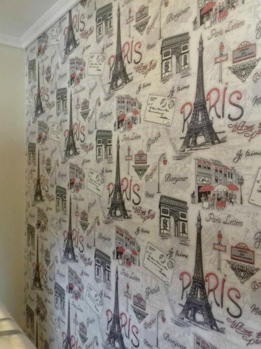 ταπετσαρια τοιχου paris 90670