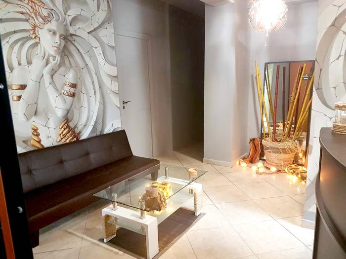 φωτοταπετσαρια τοιχου αγαλμα Μεδουσα 3161