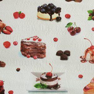 ταπετσαρια τοιχου γλυκα 96501