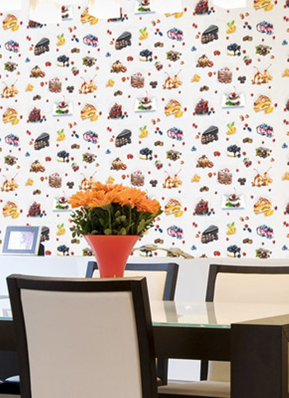 ταπετσαρια τοιχου γλυκα 96507δ