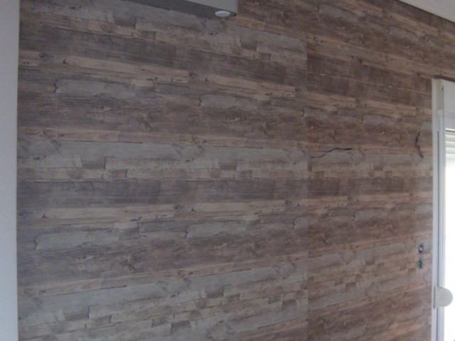ταπετσαρια τοιχου ξυλο 95405-3