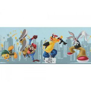 παιδικη μπορδουρα looney tunes 223712