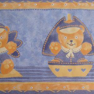 παιδικη μπορντουρα αρκουδακια προσφορα 368-1