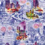 ταπετσαρια τοιχου vintage 453-07