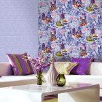 ταπετσαρια τοιχου vintage 453-07δ