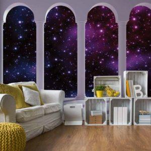 φωτοταπετσαρια τοιχου αψιδες στο διαστημα 2359