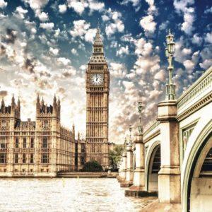 φωτοταπετσαρια τοιχου Λονδινο 844