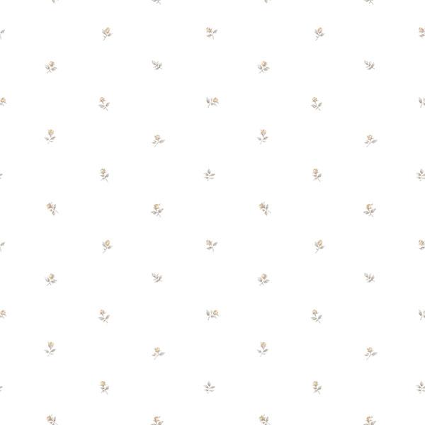 ταπετσαρια τοιχου λουλουδακια RG35717
