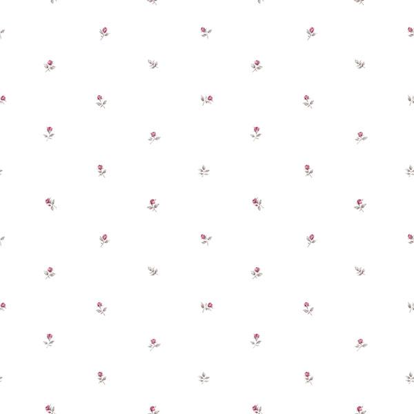 ταπετσαρια τοιχου λουλουδακια RG35720