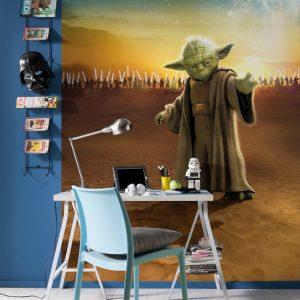 παιδικη φωτοταπετσαρια Star wars 4-442