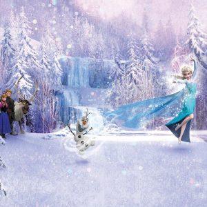 παιδικη φωτοταπετσαρια Frozen 8-499