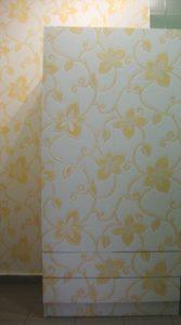 ταπετσαρία τοίχου φλοράλ