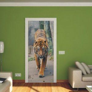 φωτοταπετσαρια τοιχου τιγρης 1-0001