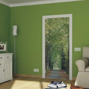 φωτοταπετσαρια τοιχου δασος 1-0008