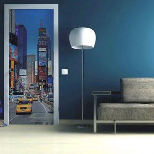 φωτοταπετσαρια τοιχου Νεα Υορκη 1-0205