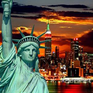 φωτοταπετσαρια αγαλμα της ελευθεριας 1-0812