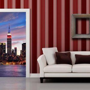 φωτοταπετσαρια τοιχου Νεα Υορκη 1-1501