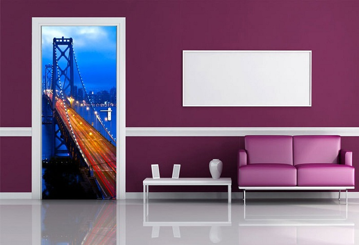 φωτοταπετσαρια τοιχου γεφυρα 1-1517