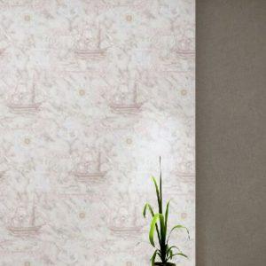 ταπετσαρια τοιχου καραβια 10757δ