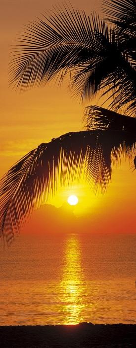 φωτοταπετσαρια τοιχου ηλιοβασιλεμα 2-1255