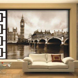φωτοταπετσαρια τοιχου Λονδινο 4-0480