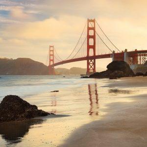 φωτοταπετσαρια τοιχου γεφυρα Σαν Φρανσισκο 4-054