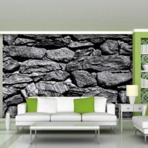 φωτοταπετσαρια τοιχου πετρα 4-1302