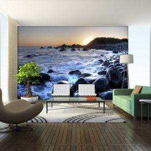 φωτοταπετσαρια τοιχου θαλασσα 4-1311