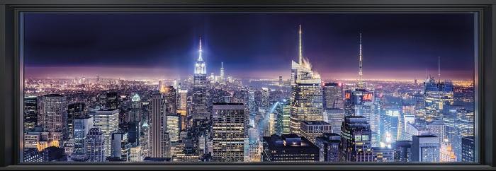 φωτοταπετσαρια τοιχου Νεα Υορκη 4-877