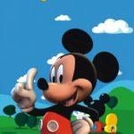παιδικη φωτοταπετσαρια Μικυ Μαους 1-0237