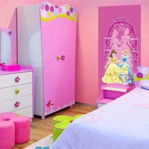 παιδικη φωτοταπετσαρια πριγκιπισσες 1-0273