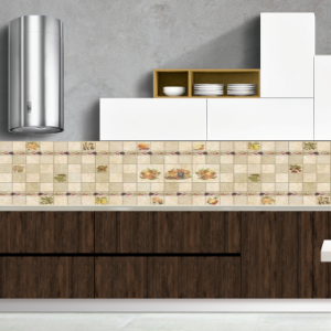 3D PVC panel κουζινας φρουτα 4447