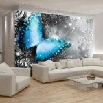 φωτοταπετσαρια πεταλουδα 574d