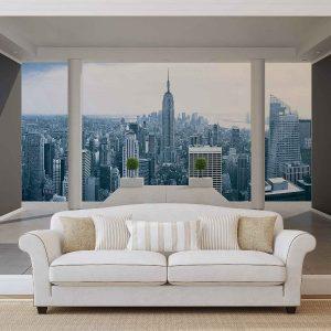 φωτοταπετσαρια New York 1323d