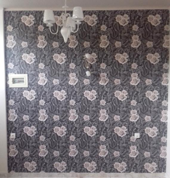 Ταπετσαρια τοιχου 3D τριανταφυλλα 5020-63 ddd