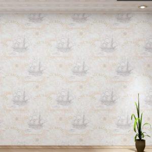 ταπετσαρια τοιχου καραβια 10757dd