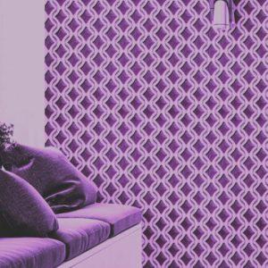 ταπετσαρια τοιχου 3D γεωμετρικο σχεδιο 5023-92d