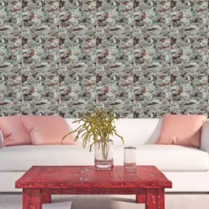 ταπετσαρια τοιχου σπιτακια 12611d